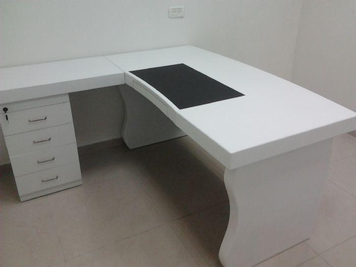 מאוד אופיס לנד ריהוט משרדי וכסאות לכל מטרה - גלית D אפוקסי לבן MR-48